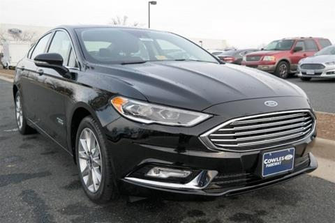 2017 Ford Fusion Energi for sale in Woodbridge, VA