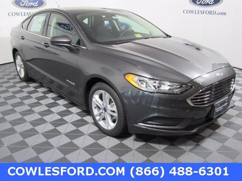 2018 Ford Fusion Hybrid for sale in Woodbridge, VA