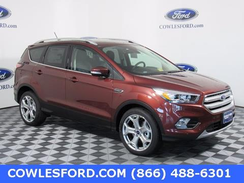 2018 Ford Escape for sale in Woodbridge, VA