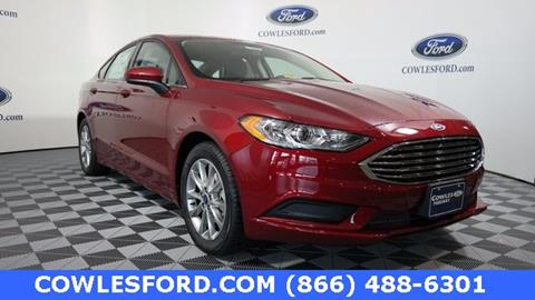 2017 Ford Fusion for sale in Woodbridge, VA