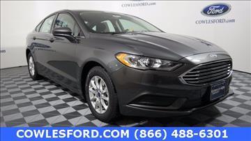 2017 Ford Fusion for sale in Woodbridge, VA