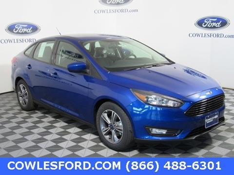 2018 Ford Focus for sale in Woodbridge, VA