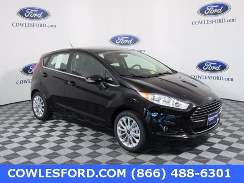 2017 Ford Fiesta for sale in Woodbridge, VA