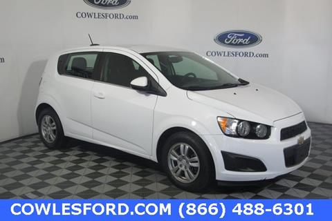 2016 Chevrolet Sonic for sale in Woodbridge, VA
