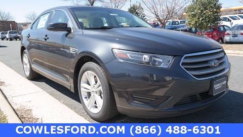 2017 Ford Taurus for sale in Woodbridge, VA