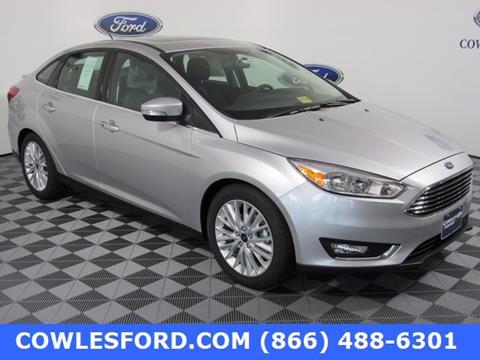 2017 Ford Focus for sale in Woodbridge, VA