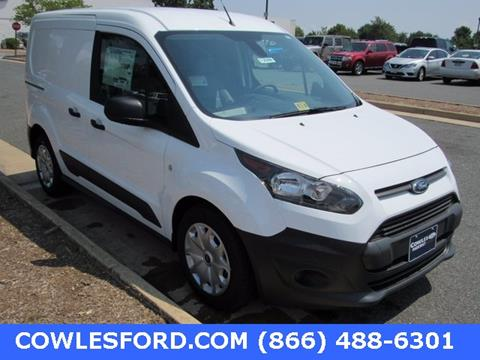 2017 Ford Transit Connect Cargo for sale in Woodbridge, VA
