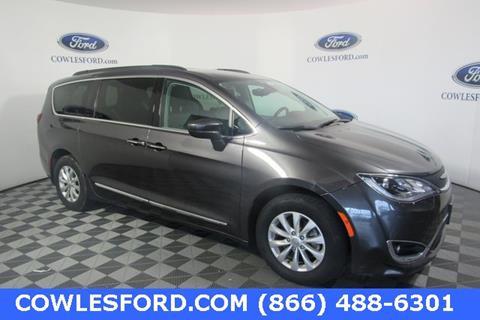 2017 Chrysler Pacifica for sale in Woodbridge, VA