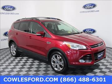 2013 Ford Escape for sale in Woodbridge, VA