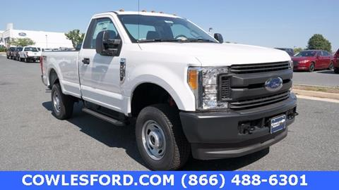 2017 Ford F-250 Super Duty for sale in Woodbridge, VA