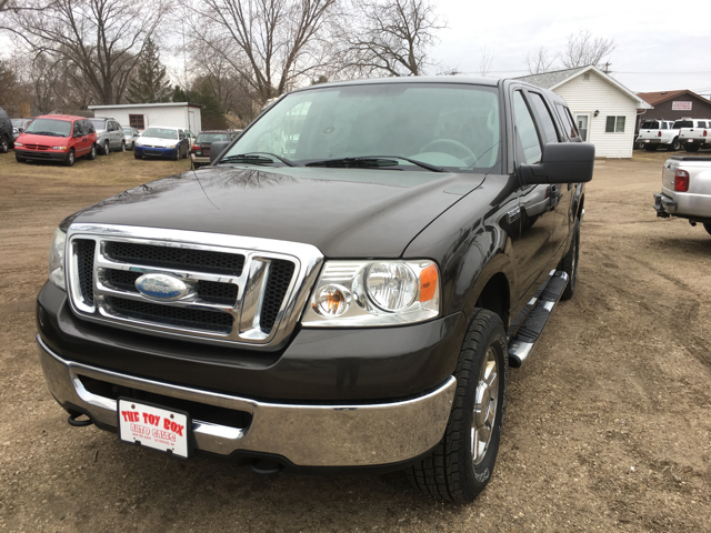 2007 Ford F-150 XLT 4dr SuperCrew 4WD Styleside 5.5 ft. SB - La Crosse WI