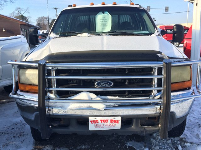 1999 Ford F-350 Super Duty 4dr XL 4WD Crew Cab LB - La Crosse WI