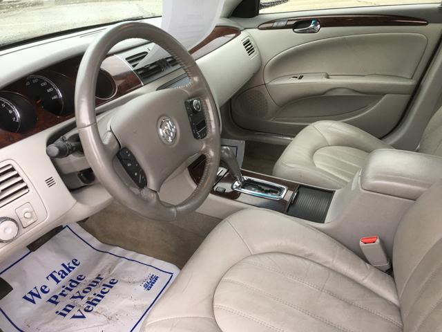 2011 Buick Lucerne CXL 4dr Sedan - La Crosse WI