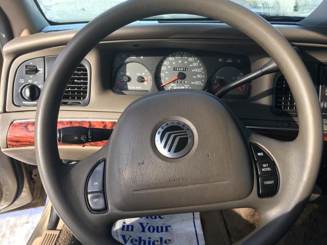 2002 Mercury Grand Marquis GS 4dr Sedan - La Crosse WI