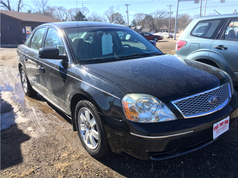 2007 Ford Five Hundred for sale in La Crosse, WI