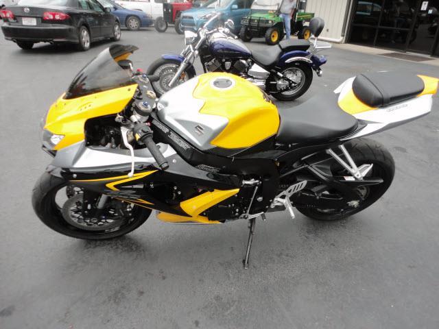 2008 Suzuki GSX