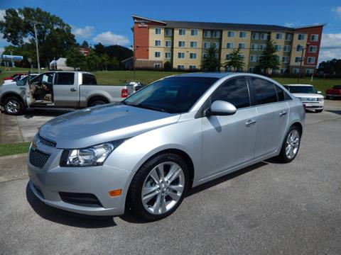 2011 Chevrolet Cruze for sale in Florence, AL