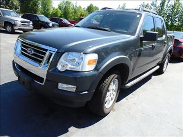 2010 Ford Explorer Sport Trac for sale in Florence, AL