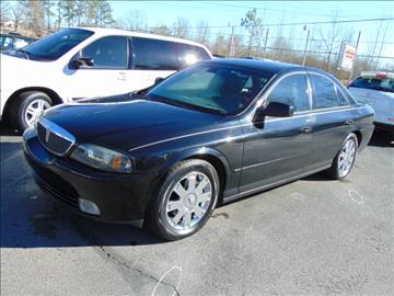 2003 Lincoln LS for sale in Florence, AL
