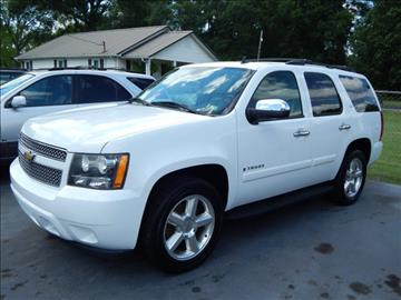 2008 Chevrolet Tahoe for sale in Florence, AL