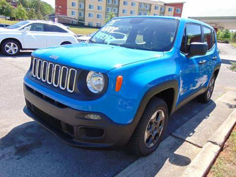 2015 Jeep Renegade for sale in Florence, AL