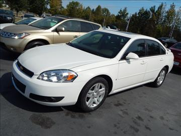 2006 Chevrolet Impala for sale in Florence, AL