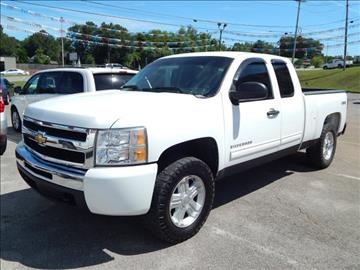 2011 Chevrolet Silverado 1500 for sale in Florence, AL