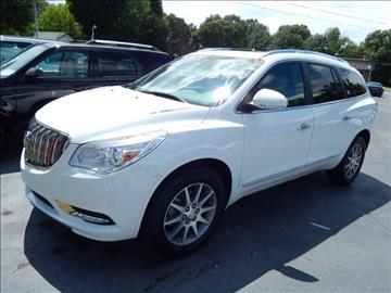 2016 Buick Enclave for sale in Florence, AL
