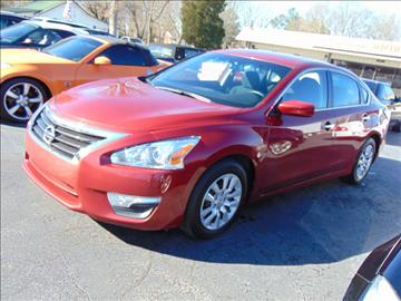 2015 Nissan Altima for sale in Florence, AL