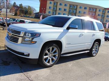 2015 Chevrolet Tahoe for sale in Florence, AL