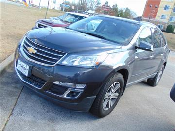 2016 Chevrolet Traverse for sale in Florence, AL