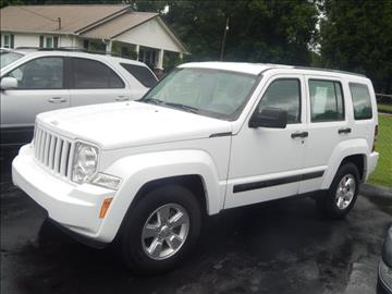 Jeep Liberty For Sale Alabama