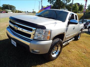 2008 Chevrolet Silverado 1500 for sale in Florence, AL