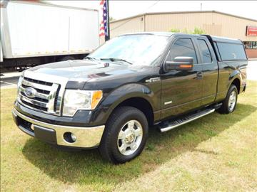 2012 Ford F-150 for sale in Florence, AL