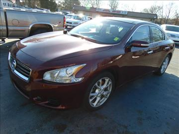 2013 Nissan Maxima for sale in Florence, AL