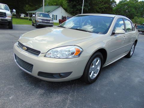 2010 Chevrolet Impala for sale in Florence, AL