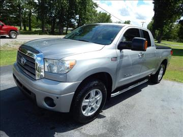 2008 Toyota Tundra for sale in Florence, AL