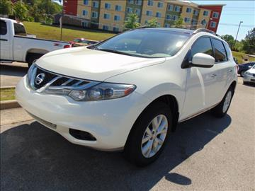 2012 Nissan Murano for sale in Florence, AL