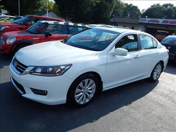 2013 Honda Accord for sale in Florence, AL