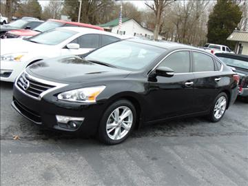 2013 Nissan Altima for sale in Florence, AL