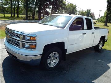 2014 Chevrolet Silverado 1500 for sale in Florence, AL