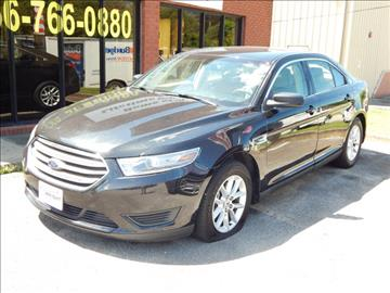 2013 Ford Taurus for sale in Florence, AL