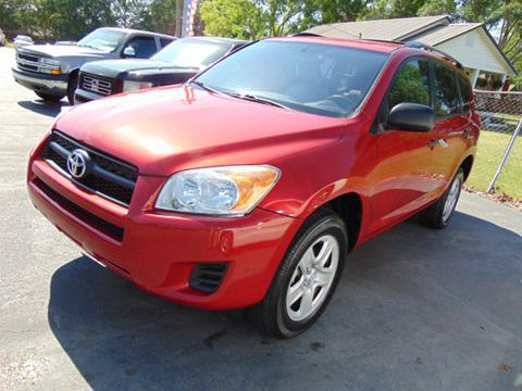 2010 Toyota RAV4 for sale in Florence, AL