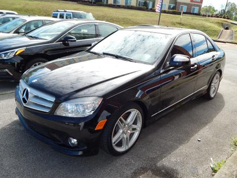 2009 Mercedes-Benz C-Class for sale in Florence, AL