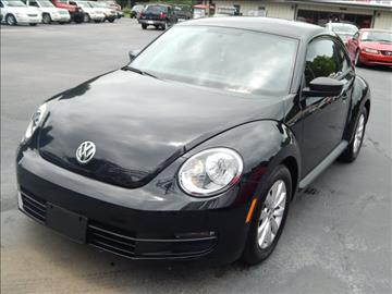 2014 Volkswagen Beetle for sale in Florence, AL