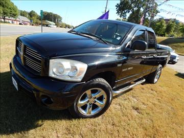 2007 Dodge Ram Pickup 1500 for sale in Florence, AL