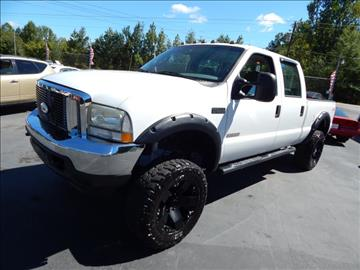 2004 Ford F-250 Super Duty for sale in Florence, AL