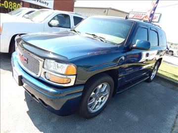 2006 GMC Yukon for sale in Florence, AL