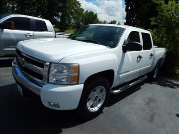2007 Chevrolet Silverado 1500 for sale in Florence, AL