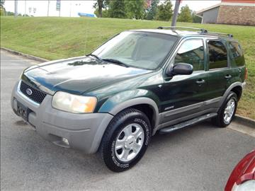 2001 Ford Escape for sale in Florence, AL